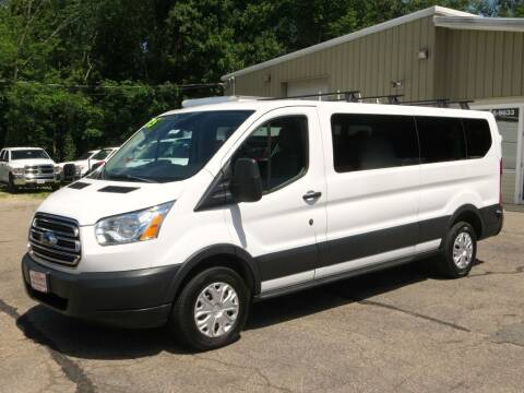 2015 Ford Transit Passenger for sale at Auto Towne in Abington MA