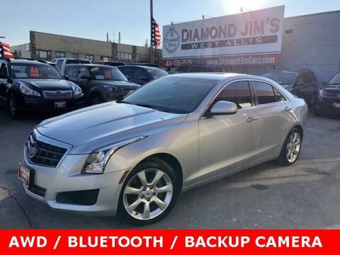 2014 Cadillac ATS for sale at Diamond Jim's West Allis in West Allis WI
