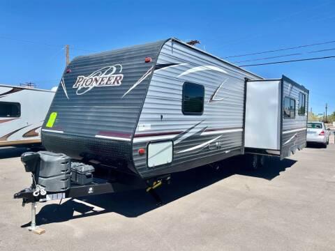 2019 Heartland PIONEER 28FT for sale at Mesa AZ Auto Sales in Apache Junction AZ