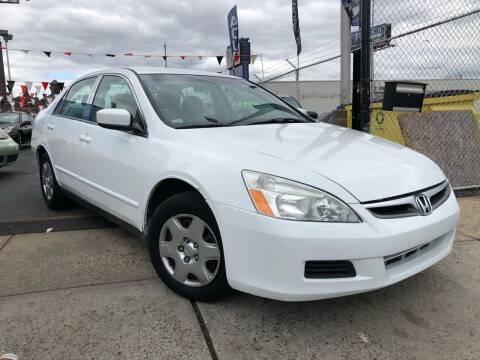 2007 Honda Accord for sale at GW MOTORS in Newark NJ
