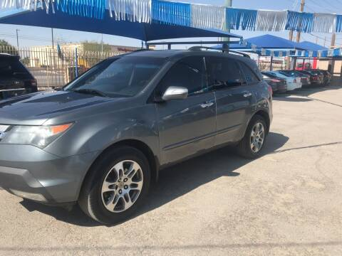 2008 Acura MDX for sale at Autos Montes in Socorro TX