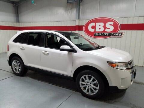 2013 Ford Edge for sale at CBS Quality Cars in Durham NC