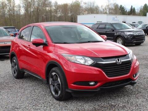 2018 Honda HR-V for sale at Street Track n Trail - Vehicles in Conneaut Lake PA