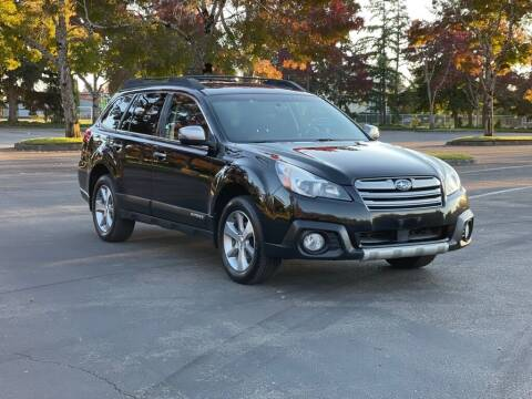2013 Subaru Outback for sale at H&W Auto Sales in Lakewood WA
