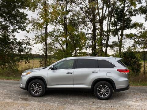 2019 Toyota Highlander for sale at RAYBURN MOTORS in Murray KY