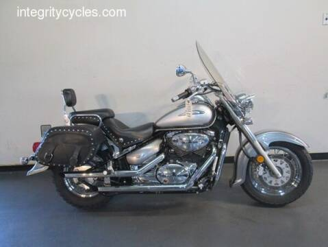 2002 Suzuki VOLUSIA 800 for sale at INTEGRITY CYCLES LLC in Columbus OH