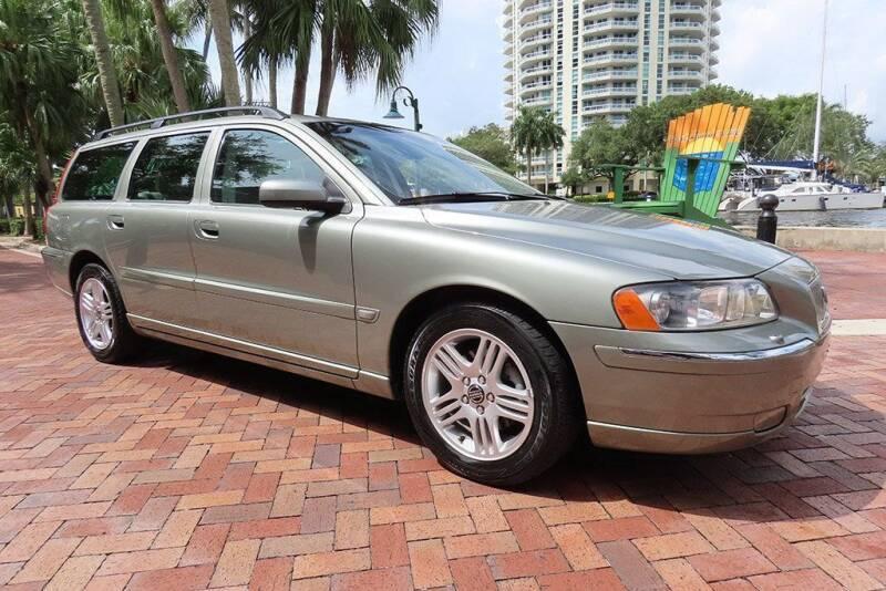 2006 Volvo V70 for sale in Fort Lauderdale, FL