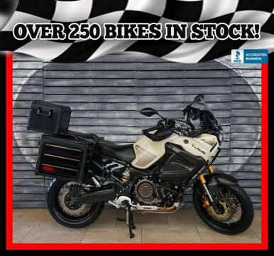 2017 Yamaha Super Tenere for sale at AZMotomania.com in Mesa AZ