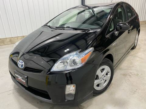 2010 Toyota Prius for sale at EUROPEAN AUTOHAUS, LLC in Holland MI