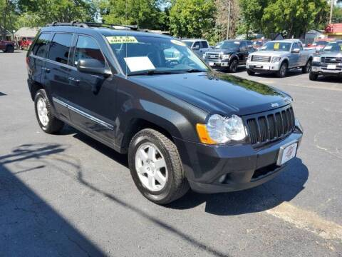 2010 Jeep Grand Cherokee for sale at Stach Auto in Edgerton WI