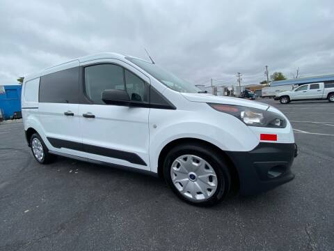 2017 Ford Transit Connect Cargo for sale at Illinois Auto Sales in Paterson NJ