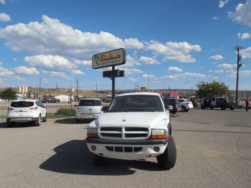 2001 Dodge Dakota for sale at Sundance Motors in Gallup NM