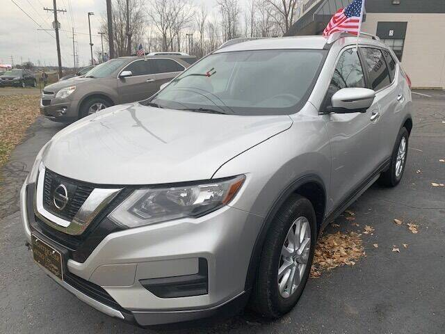2017 Nissan Rogue for sale at Lighthouse Auto Sales in Holland MI