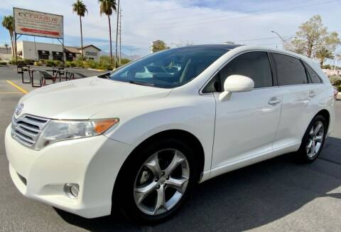2010 Toyota Venza for sale at Charlie Cheap Car in Las Vegas NV