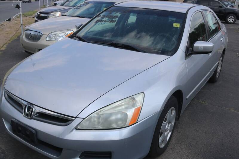 2007 Honda Accord for sale at Urglavitch Auto Sales of NJ in Trenton NJ