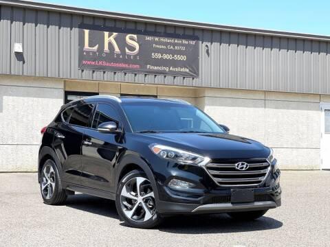 2016 Hyundai Tucson for sale at LKS Auto Sales in Fresno CA