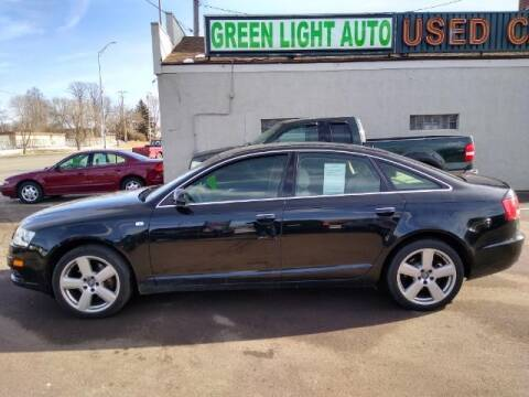 2008 Audi A6 for sale at Green Light Auto in Sioux Falls SD