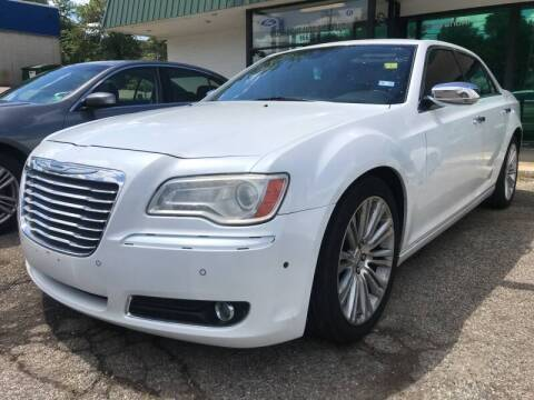 2012 Chrysler 300 for sale at GREENLIGHT AUTO SALES in Akron OH