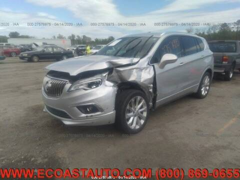 2016 Buick Envision for sale at East Coast Auto Source Inc. in Bedford VA