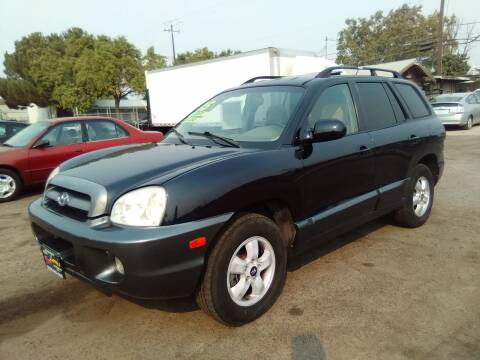 2005 Hyundai Santa Fe for sale at Larry's Auto Sales Inc. in Fresno CA