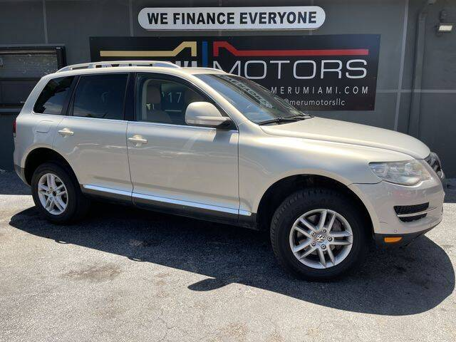 2008 Volkswagen Touareg 2 for sale in Hollywood, FL