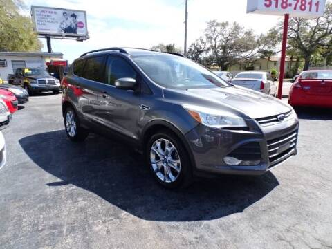 2013 Ford Escape for sale at DONNY MILLS AUTO SALES in Largo FL