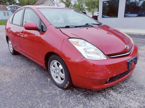 2006 Toyota Prius for sale at The Car Cove, LLC in Muncie IN