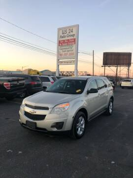 2013 Chevrolet Equinox for sale at US 24 Auto Group in Redford MI