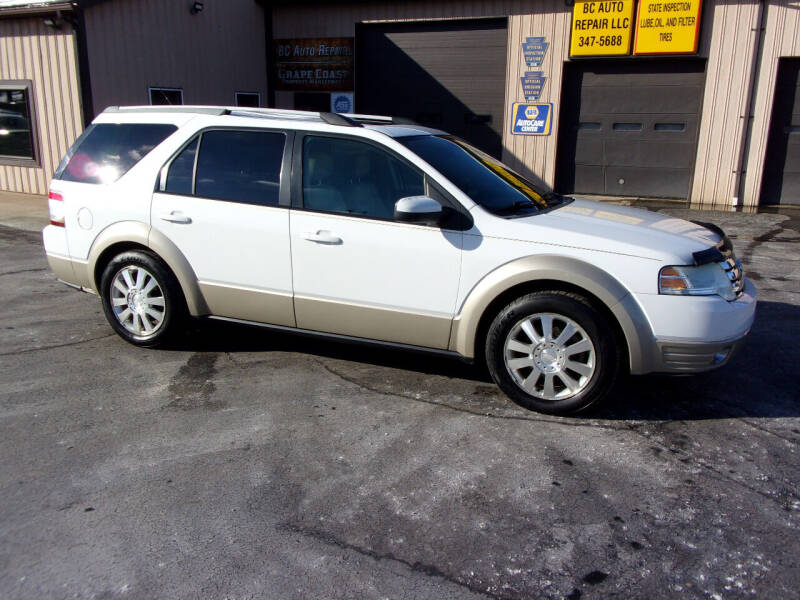 2008 Ford Taurus X for sale at Dave Thornton North East Motors in North East PA
