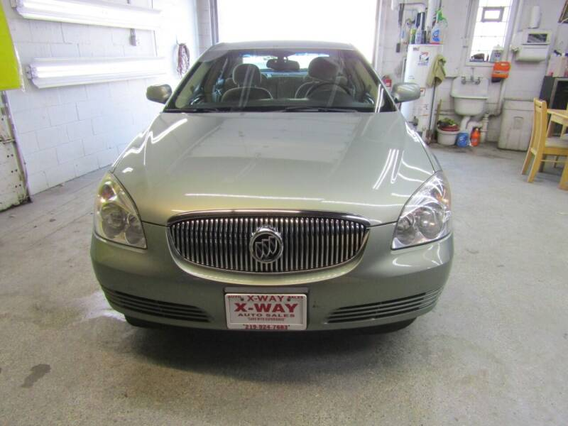 2007 Buick Lucerne for sale at X Way Auto Sales Inc in Gary IN