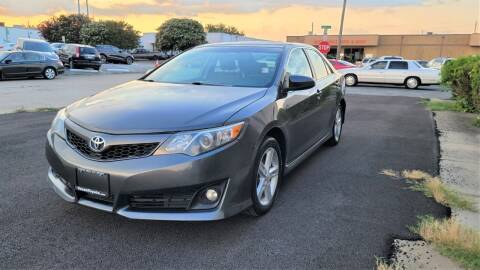 2014 Toyota Camry for sale at Image Auto Sales in Dallas TX