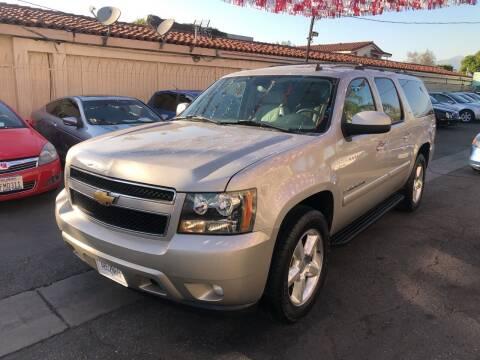 2007 Chevrolet Suburban for sale at E.T. Auto Sales Inc. in El Monte CA