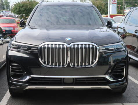 2020 BMW X7 for sale at Southern Auto Solutions - BMW of South Atlanta in Marietta GA