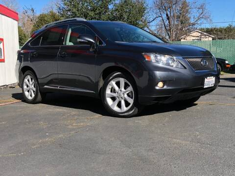 2010 Lexus RX 350 for sale at Redwood City Auto Sales in Redwood City CA
