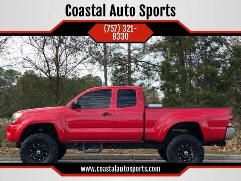 2008 Toyota Tacoma for sale at Coastal Auto Sports in Chesapeake VA
