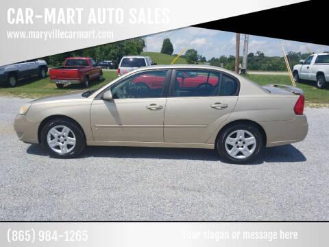 2008 Chevrolet Malibu Classic for sale at CAR-MART AUTO SALES in Maryville TN