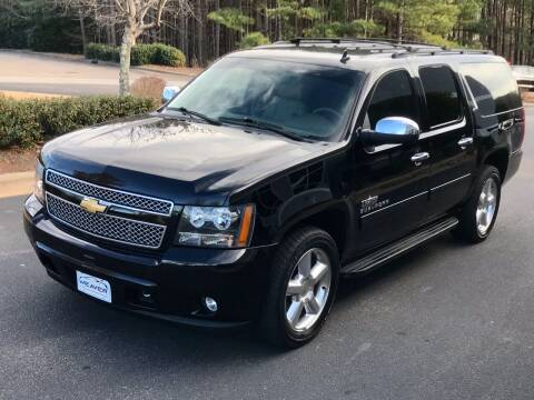 2012 Chevrolet Suburban for sale at Weaver Motorsports Inc in Cary NC