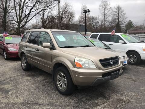 2005 Honda Pilot for sale at Klein on Vine in Cincinnati OH