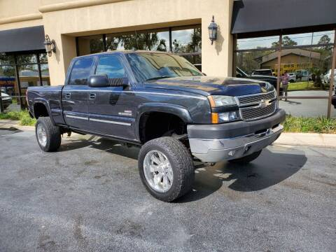 2005 Chevrolet Silverado 2500HD for sale at Premier Motorcars Inc in Tallahassee FL