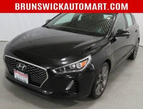 2018 Hyundai Elantra GT for sale at Brunswick Auto Mart in Brunswick OH