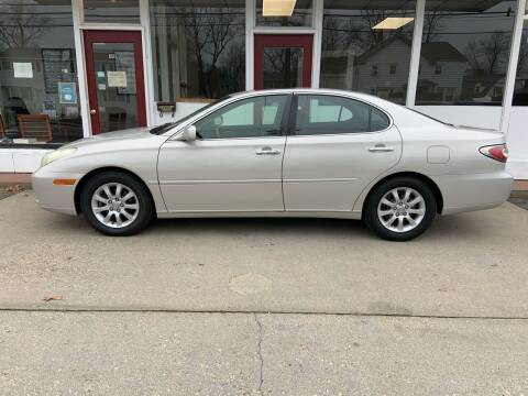 2004 Lexus ES 330 for sale at O'Connell Motors in Framingham MA