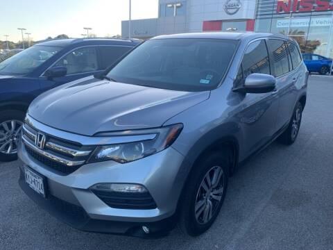 2018 Honda Pilot for sale at Nissan of Boerne in Boerne TX
