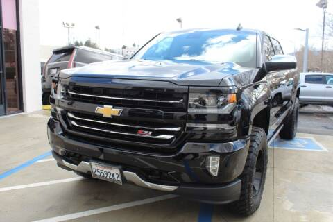 2017 Chevrolet Silverado 1500 for sale at Mag Motor Company in Walnut Creek CA