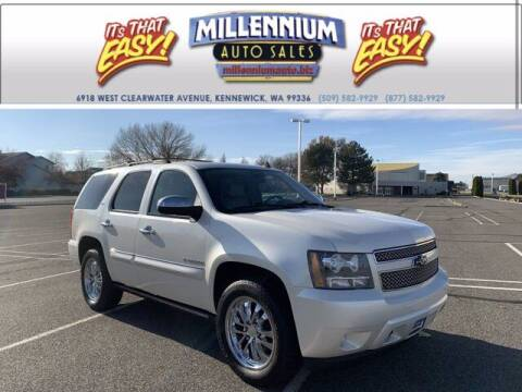 2008 Chevrolet Tahoe for sale at Millennium Auto Sales in Kennewick WA