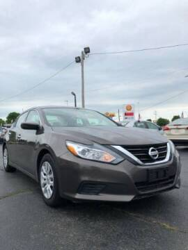 2017 Nissan Altima for sale at Dixie Automart LLC in Hamilton OH