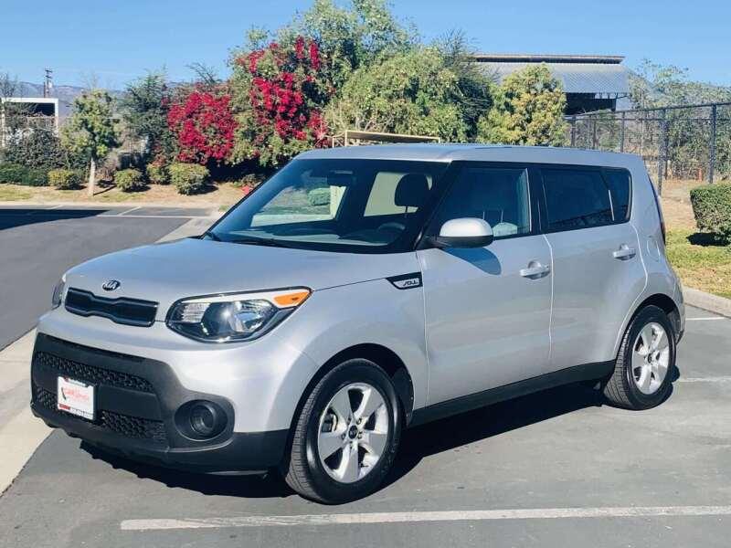 2019 Kia Soul for sale at CARLIFORNIA AUTO WHOLESALE in San Bernardino CA