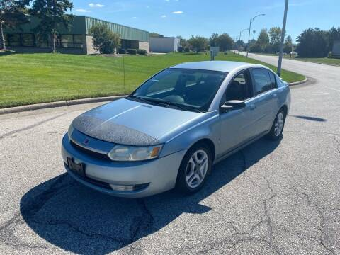 2003 Saturn Ion for sale at JE Autoworks LLC in Willoughby OH