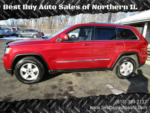2011 Jeep Grand Cherokee for sale at Best Buy Auto Sales of Northern IL in South Beloit IL