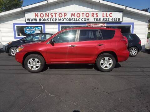 2008 Toyota RAV4 for sale at Nonstop Motors in Indianapolis IN