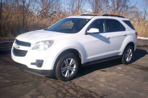 2011 Chevrolet Equinox for sale at Action Auto Wholesale - 30521 Euclid Ave. in Willowick OH